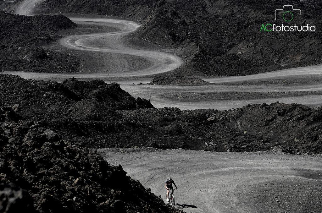 deserto in bici