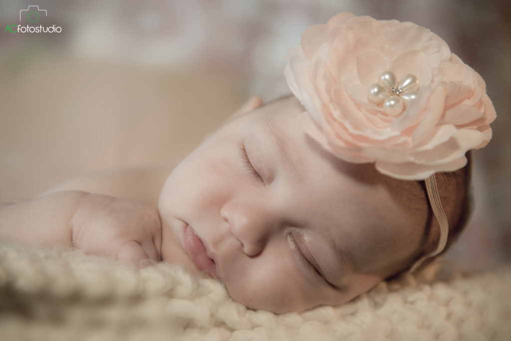 neonata fiocco