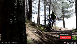 video montain bike
