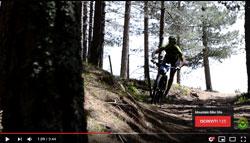 video montain bike