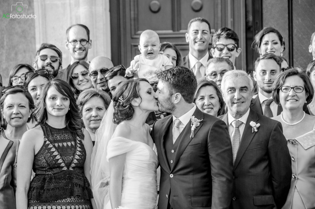 10 bacio sposi