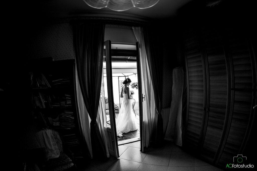 11 sposa in terrazza