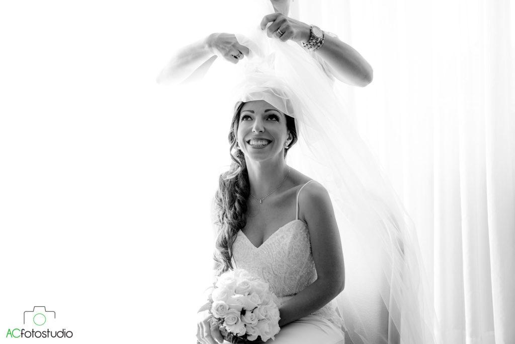13 sposa con velo
